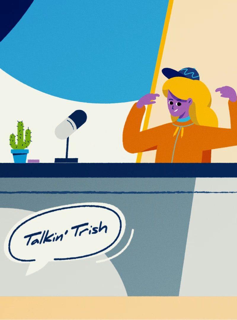 Talking Trish